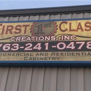 First Class Creations Inc Logo