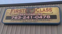 First Class Creations Inc Logo