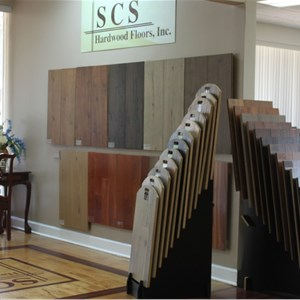 Scs Hardwood Floors Inc Logo