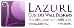 Lazure Custom Wall Designs Logo