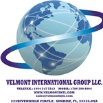 Velmont International Group, LLC Logo