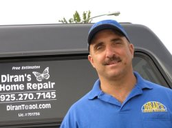 Dirans Home Repair Logo
