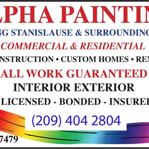 Alpha Painting Cover Photo