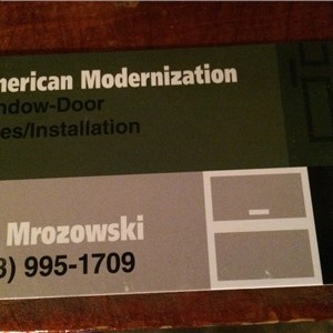 Window And Door Replacement Contractors Logo