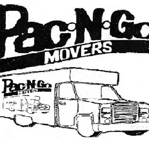 Pac N Go Movers Logo