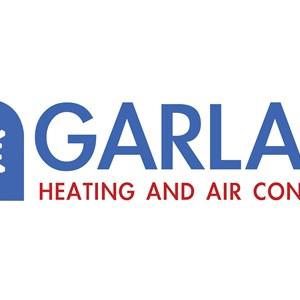 Garland Heating & Air Logo