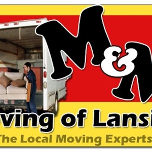 M & M Moving Of Lansing Logo