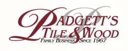 Padgetts Tile & Wood Logo