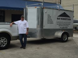 Ray Robertson Construction Logo