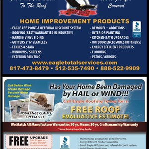 Eagle Roofing INC Cover Photo