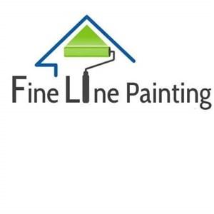 A fine line painting LLC Logo
