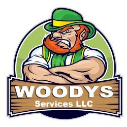 A Woodys Services Logo