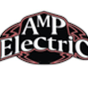 Amp Electric Cover Photo