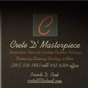 Crete D Masterpiece Logo
