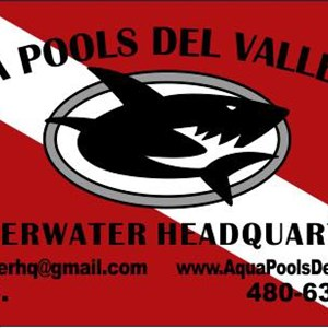 Aqua Pools Del Valle LLC Logo