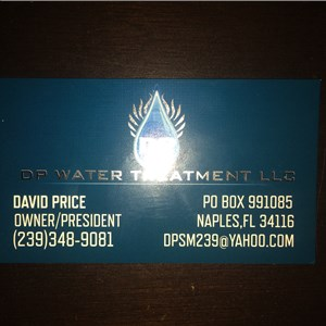 D Water Treatment LLC Logo