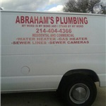 Abrahams Plumbing Cover Photo