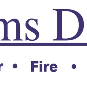 Adams Disaster & Restoration, Inc. Logo