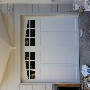 Garage Door Framing