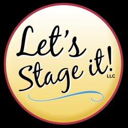Lets Stage It Logo