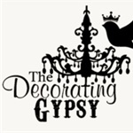 The Decorating Gypsy Logo