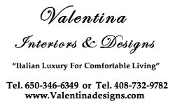 Valentina Interiors & Designs Logo