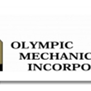 Olympic Hvac & Mechanical Logo