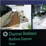 Clayman Outdoors Logo