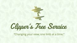 Clippers Tree Service Logo