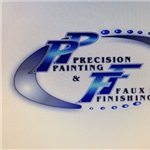 Precision Painting and Faux Finishing Logo
