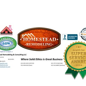 Homestead Remodeling & Consulting LLC Cover Photo