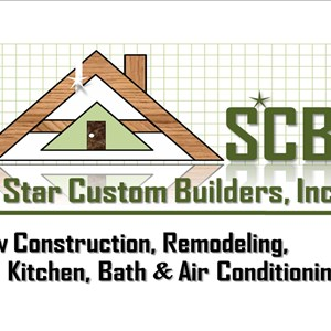All Star Custom Builders Inc. Logo