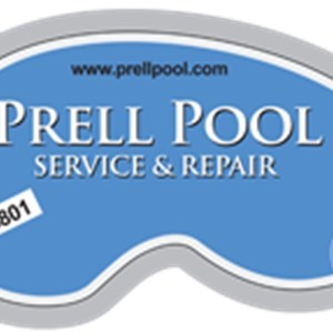 Prell Pool Service & Repair Logo