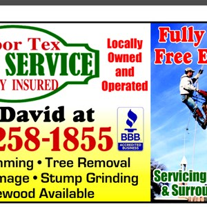 Arbor Tex Tree Services Logo