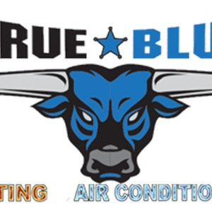 True Blue Heat and Air Logo