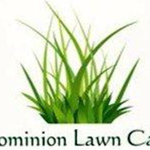 Dominion Lawn Care Logo
