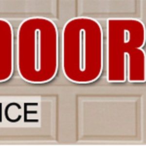 Garage Doors Express Logo