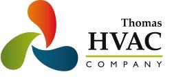 Thomas Hvac Company Logo