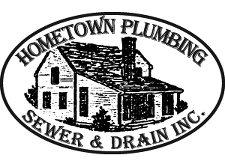Hometown Plumbing Sewer & Drain Inc Logo