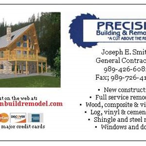 Precision Building-remodeling Cover Photo