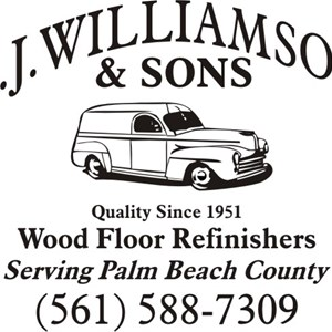 Wood Flooring Installation Services Logo