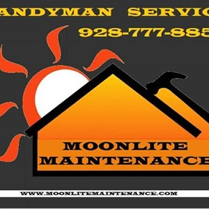 Moonlite Maintenance Logo