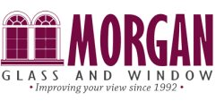 Morgan Glass & Window Logo