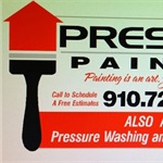 Presleys Painting Logo