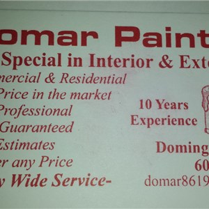 Domar Painting Cover Photo