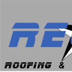 Recon Roofing & Construction Logo