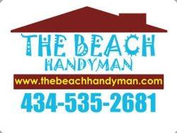 THE BEACH HANDYMAN Logo