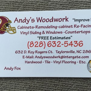 Andys Woodwork Cover Photo