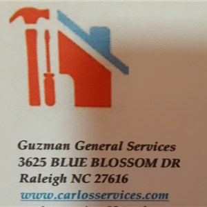 Guzman General  Services  Logo