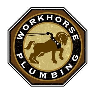 Workhorse Plumbing Logo